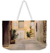 Alley In Arles France Weekender Tote Bag