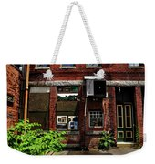 Alley Life And Art Weekender Tote Bag