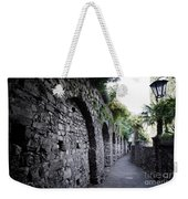 Alley With Arches Weekender Tote Bag