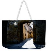 Alley With Sunlight Weekender Tote Bag