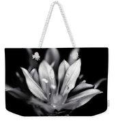 Allium Mono Weekender Tote Bag