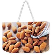 Almonds Weekender Tote Bag