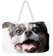 Almost A Jack Russell Weekender Tote Bag