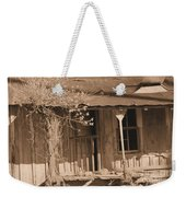 Almost Forgotten Weekender Tote Bag