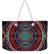 Almost Mandala Weekender Tote Bag