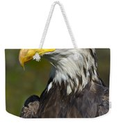 Almost There - Bald Eagle Weekender Tote Bag