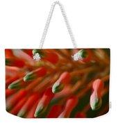 Aloe Bloom Weekender Tote Bag