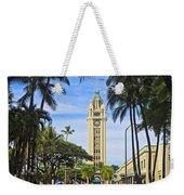 Aloha Tower II Weekender Tote Bag