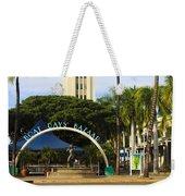 Aloha Tower Weekender Tote Bag