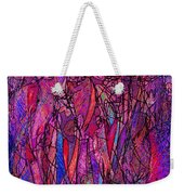 Alone In A Crowd Weekender Tote Bag