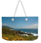 Along Big Sur Weekender Tote Bag