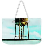 Along Highway 61 Weekender Tote Bag