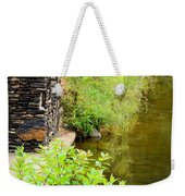 Along The Shallow Water Weekender Tote Bag