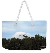 Alouette II Of The Belgian Army Weekender Tote Bag by Luc De Jaeger
