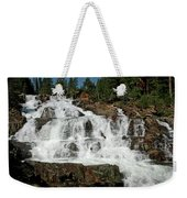 Alpine Falls Glen Alpine Falls Lake Tahoe Weekender Tote Bag
