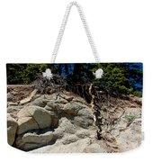 Alpine Pine Hangs On For Life Weekender Tote Bag