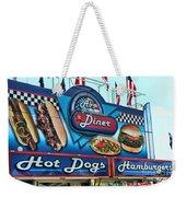 Al's All American Diner Weekender Tote Bag