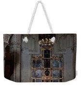 Altar Shadowed And Shining Weekender Tote Bag