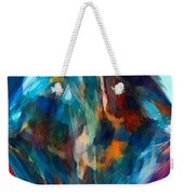 Alternate Realities 4 Weekender Tote Bag by Angelina Vick