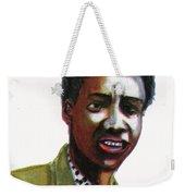Althea Gibson Weekender Tote Bag