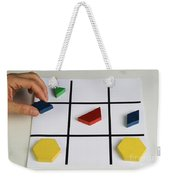 Alzheimers Puzzle Weekender Tote Bag