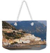 Amalfi Weekender Tote Bag