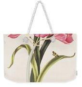 Amaryllis Purpurea Weekender Tote Bag