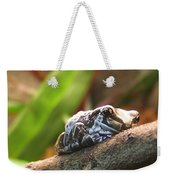 Amazon Milk Frog Weekender Tote Bag