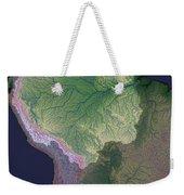 Amazon River Sources Weekender Tote Bag