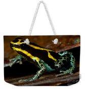 Amazonian Poison Frog Weekender Tote Bag