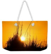 Amber Waves Weekender Tote Bag