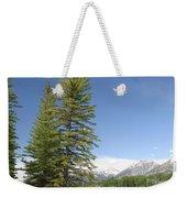 America The Beautiful Weekender Tote Bag