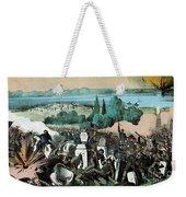 American Civil War, Battle Of Baton Weekender Tote Bag