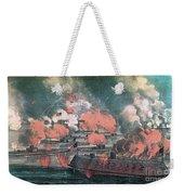 American Civil War, Great Fight Weekender Tote Bag
