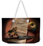 American Cookery 1790 Weekender Tote Bag