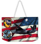 American Hero 2 Weekender Tote Bag