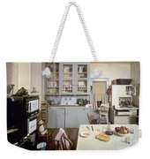 American Kitchen Weekender Tote Bag