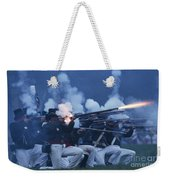 American Night Battle Weekender Tote Bag
