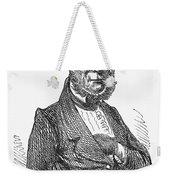 American Schoolmaster Weekender Tote Bag