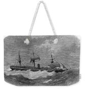 American Steamship, 1870 Weekender Tote Bag