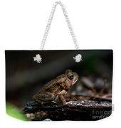 American Toad Weekender Tote Bag