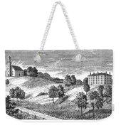 Amherst College, 1821 Weekender Tote Bag