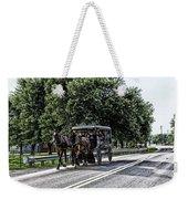 Amish Country - Intercourse Pennsylvania Weekender Tote Bag