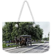 Amish Country - Intercourse Pennsylvania Weekender Tote Bag