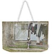 Amish Pump And Cup Weekender Tote Bag
