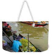 Ampawa Floating Market Weekender Tote Bag
