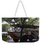 Amphibious Vehicle Used For Ducktour In Singapore Weekender Tote Bag