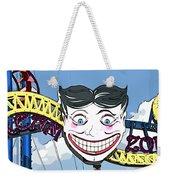 Amused Joker Weekender Tote Bag