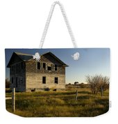 An Abandoned Hospital Stands Alone Weekender Tote Bag