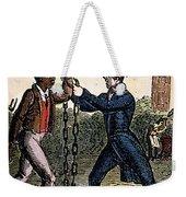 An Abolitionist Weekender Tote Bag